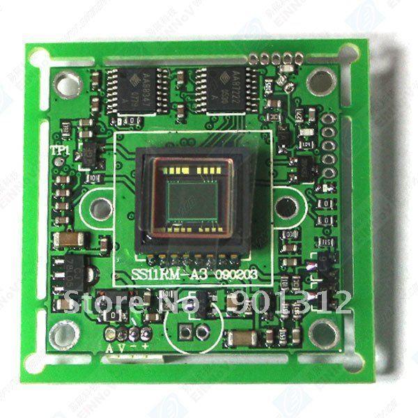SONY CCD Color Camera Board PCB CCTV 420TVL