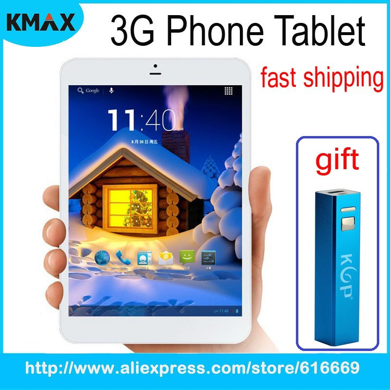 3G Phone Call IPS 7 85 Inch Android Tablet PC MTK8939 Quad Core 1GB RAM 16GB