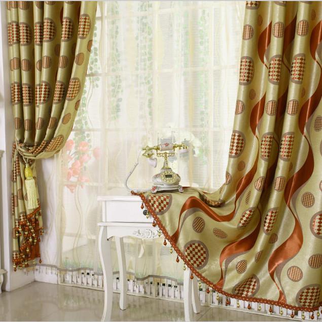 rideau de la fentre salon moderne rideaux dcoration de la maison - Maison Moderne Playmobil Klerelo