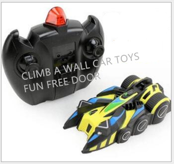 9920E Hot Sell New Product Child Toys Climb a wall remote control Car land walls dual mode Car remote control toys & gifts(China (Mainland))