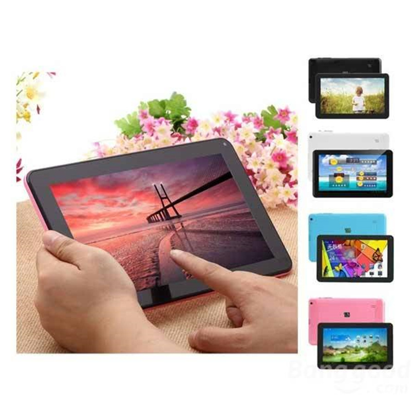 IRulu X1 Allwinner A20 Dual Core 9 7 Inch Android 4 4 Dual Cameras 10 1