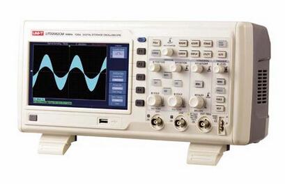 UNI-T UTD2062CM Desktop Digital Storage Oscilloscopes 60MHz 2Channels 1Gs/s<br><br>Aliexpress