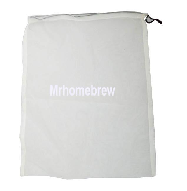 3pcs/lot Food grade high density nut milk juice wine nylon mesh Filter Bag Pocket Filter(China (Mainland))