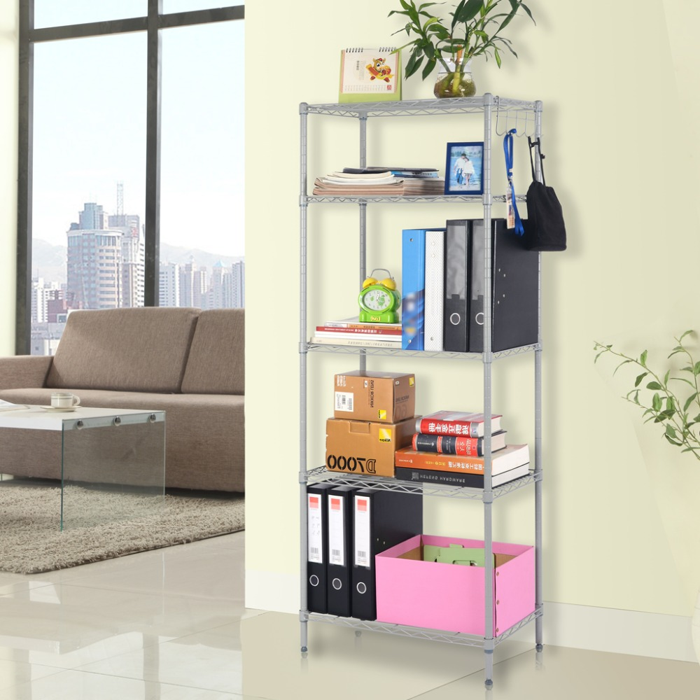7 Ways To Organize Using Wire Shelving // Metro shelves used for ...