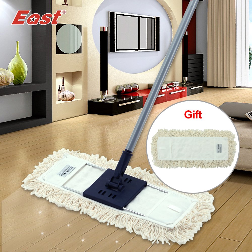 EAST cleaning tools long pole Mop with cotton yarn head for housekeeper cleaning home floor(China (Mainland))