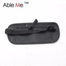 Lightweight Portable Unisex Waterproof Close-Fitting Running Waist Bum Bag Outdoor Sports Phone Fanny Pack Sports Waist Packs
