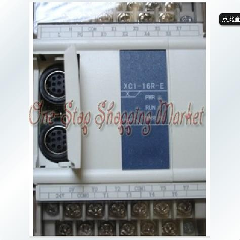 Фотография New Original with Programmable Controller Module 8point NPN input 8point relay output XC1-16R-C DC24V