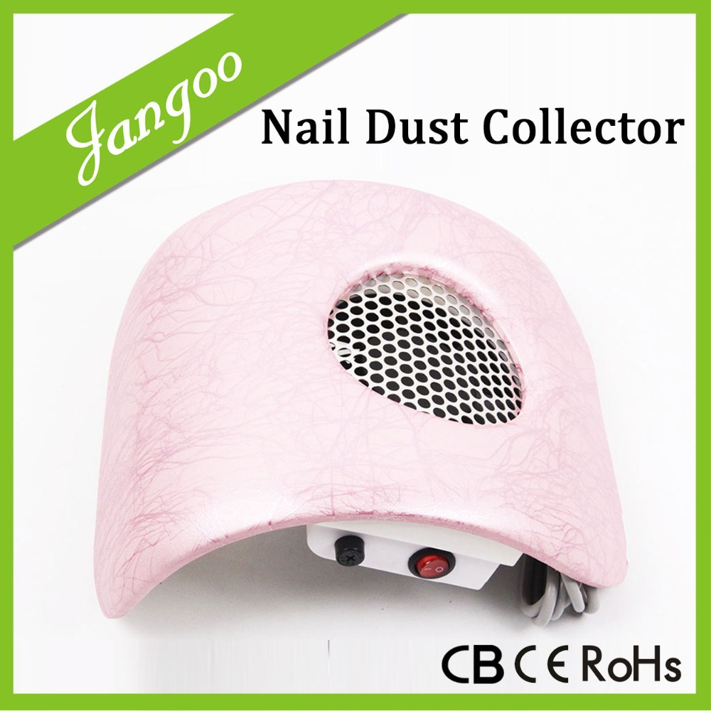 Electric Nail Table Cyclone Dust Collector With Exhaust Fan Brush Using(China (Mainland))