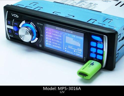 Hot sell! Trainborn 235 mp5 card machine usb flash drive machine player car dvd car cd machine radio