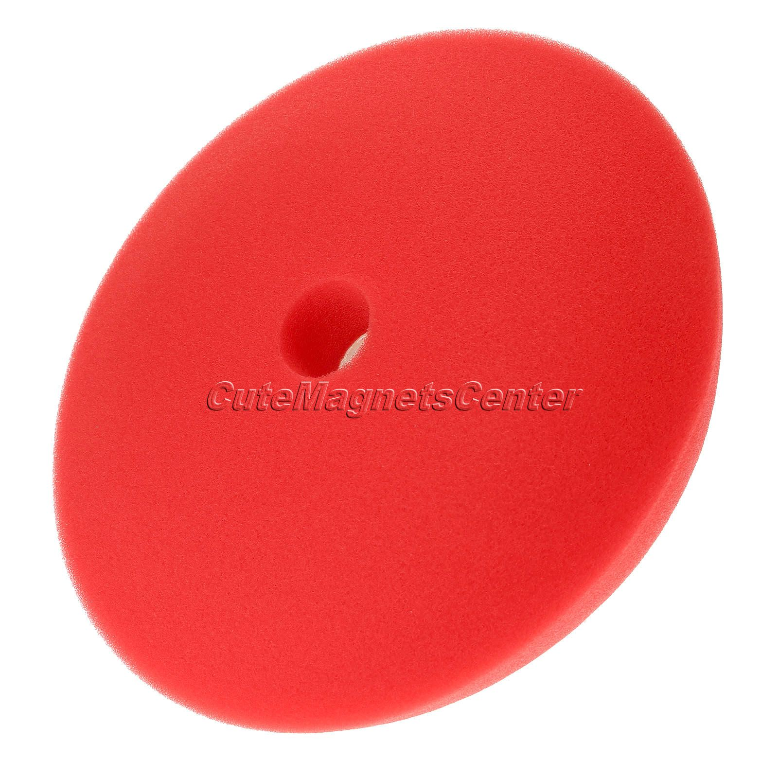 1Pc For Car Cleaning Foam Polishing Buffing Pads Soft 6 inch Wash Polisher Sponge Detailing Waxing Car Styling Tool Accessories(China (Mainland))