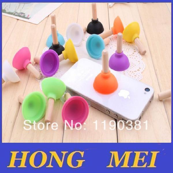 Holder Stand Sucker for Cell mobile Phone for iPhone 5S 5C 4S 4 3G 3GS 500pcs/lot mix color all phone(China (Mainland))
