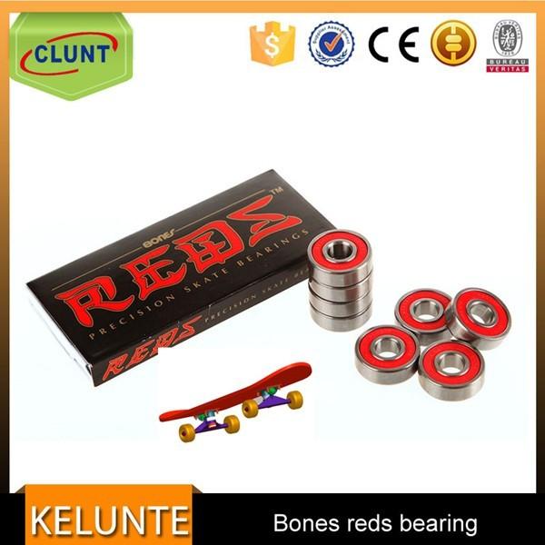 Шариковый подшипник с глубоким жёлобом 608 8 608/608 /inline 8 bones bearing 608RS