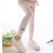 Fashion 2015 Cotton Girls Winter Legging Girl Baby Long Pants Kids Leggings Children Trousers(China (Mainland))