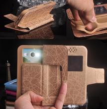 Elephone S2 Plus Case, Flip Leather Soft Silicon Back Cover Phone Cases for Elephone S2 Plus Free Shipping