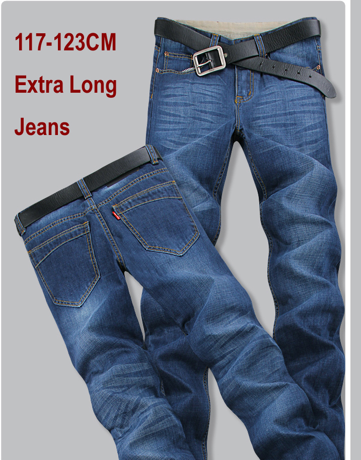 Tall Mens Extra Long Jeans. Shop at our merchants for name brand tall mens extra long jeans in 36 inch, 38 inch, and 40 inch inseams. From the classic styling of Gap to Citizens of Humanity to BKE and Rock Revival, our merchants have your next pair of tall mens jeans.