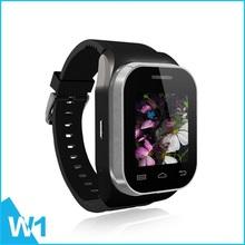 2016 новый! Рп1 двойной сим SmartWatch мобильного телефона с горкой клавиатура FM радио HD экран наручные часы умный часы