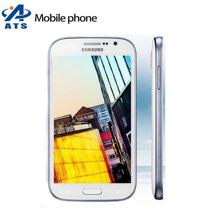 i9082 Original Samsung Galaxy Grand I9082 Mobile Phone Andriod GPS WIFI Dual core Dual SIM 8MP mobile phone Free Shipping(China (Mainland))