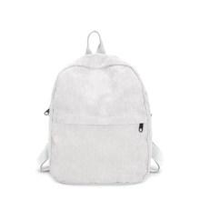 Женский молодежный рюкзак маленькие однотонные повседневные Рюкзаки студенческая школьная сумка подростковые девушки старинные сумки дл...(China)