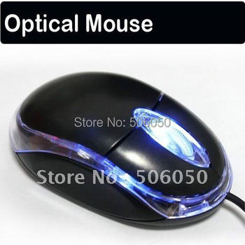 USB Optical Scroll Wheel 3D Mice Mouse PC Laptop gift