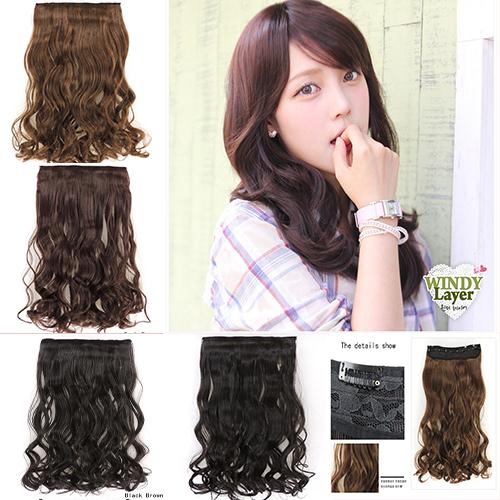 Hair Extensions Korean