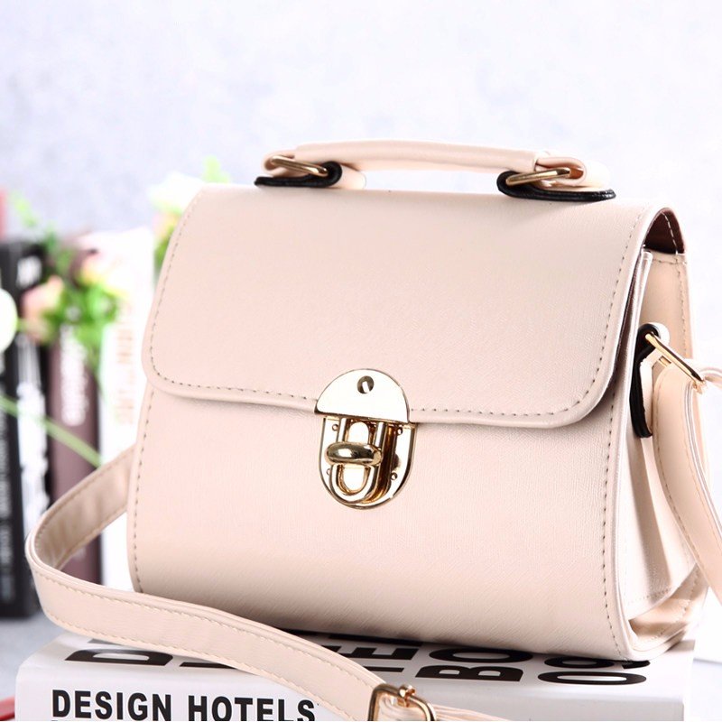 Stylish Sweet Style Embossing MINI Square Bag Women Casual Fashion Small Crossbody Bag Lady Korean Style Trendy PU Shoulder Bag