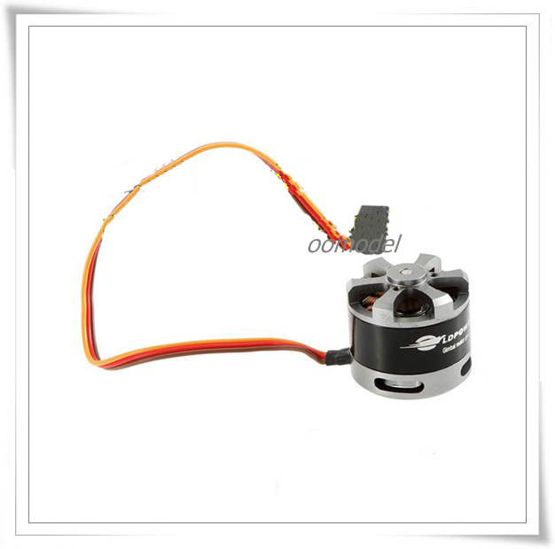LD Power Motor 2208 No-shaft Version for Gopor3 Gimbal Free Track Shipping<br><br>Aliexpress