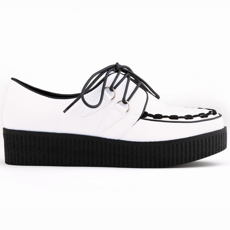 White Weave Lace-up Loafers Women Flats Ladies creepers platform Shoes Woman channel espadrilles Chaussure Femme Zapatos Mujer<br><br>Aliexpress