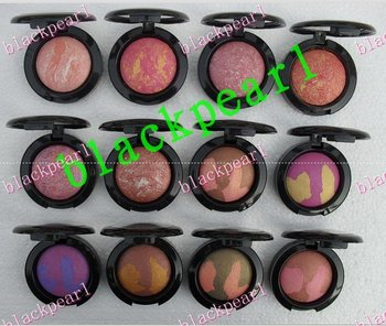 Wholesale-Hot MAKEUP NEW Mineralize Blush 3.5g ( 30 pcs/lot) + Gift