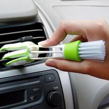 Pocket Brush Keyboard Dust Collector Air-condition Cleaner Computer Clean Tools Window Leaves Blinds Cleaner Duster(China (Mainland))