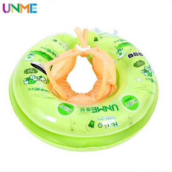 2016 New For 6 Months-2 Years Kids Child Inflatable Strap Armpits Swimming Learning Ring Best Quality Swim Float Ring(China (Mainland))