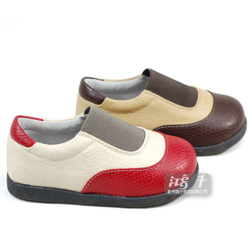 Littlebluelamb spring male small round toe shoes baby shoes 61013