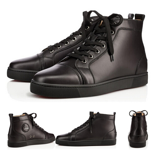 red soul shoes for men