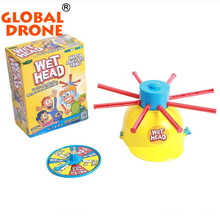 Buy Wet Head Hat Water Game Challenge Wet Jokes toy funny Roulette Game toys Gags & Practical Jokes April Fools' Day for $13.92 in AliExpress store