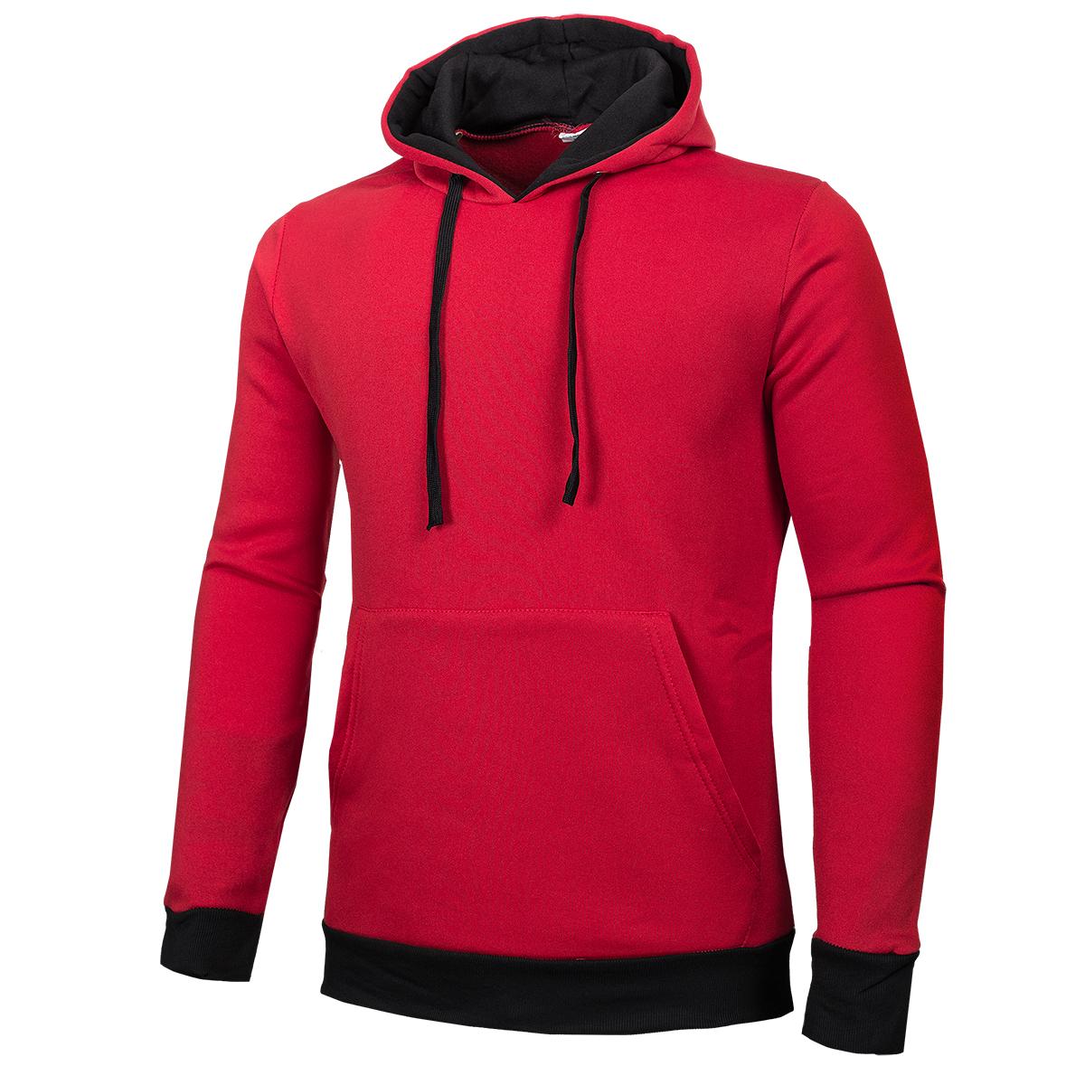 Sudaderas Hombre 2016 Hoodies and Sweatshirt Men Long Sleeve Solid Turtleneck Fashion Slim Men Sweatshirts(China (Mainland))