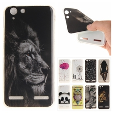 Buy Silicone Phone Case Lenovo Vibe K5 / K 5 Plus Vintage Floral Tiger Lion Panda Soft TPU Back Cover Lenovo Lemon 3 A6020 for $1.39 in AliExpress store