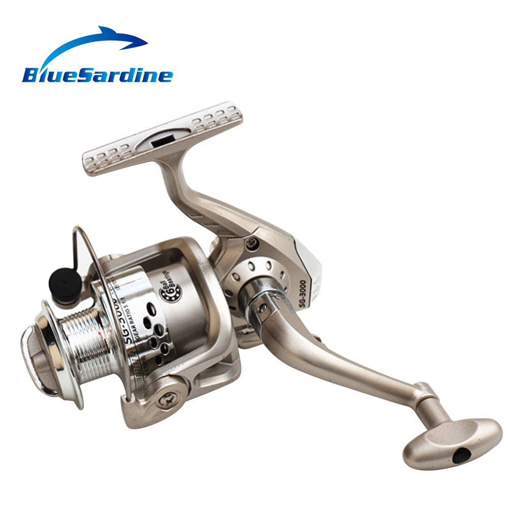 Buy hot sale fishing reel 3000 sg 6bb for Fishing equipment for sale