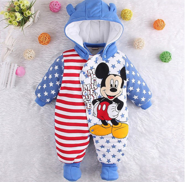 newborn baby girl clothes winter snowsuit baby boy clothing baby romper winter baby overalls. Black Bedroom Furniture Sets. Home Design Ideas
