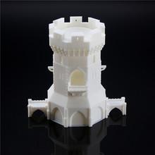 High Precision Reprap Prusa i3 3d Printer DIY Kit Transparent Color Big print size 220 220
