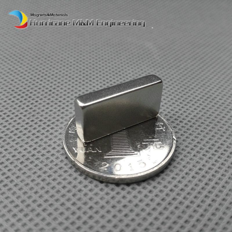 Здесь можно купить  600pcs NdFeB Block 20 x 10 x 4mm oil filter magnet Strong Neodymium Permanent Magnets Rare Earth Magnets Grade N42 NiCuNi Plated  Строительство и Недвижимость