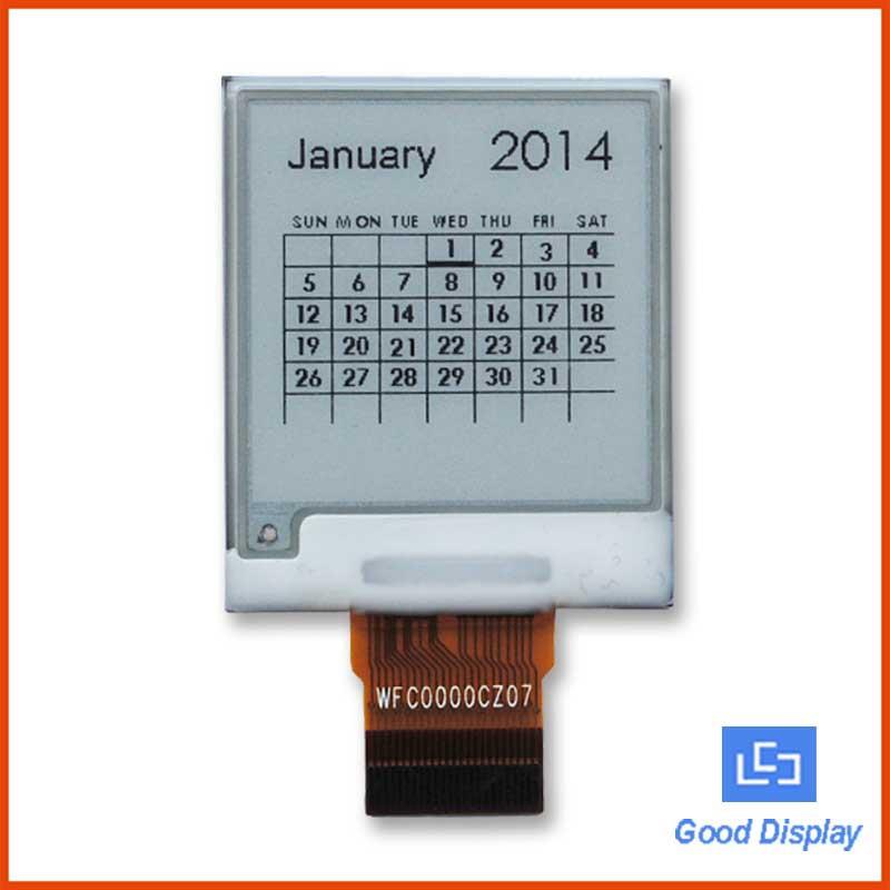 Электронные табло Good Display 1,54 e 200 x 200 GDEW0154T1 аксессуар для ванной good e i5019