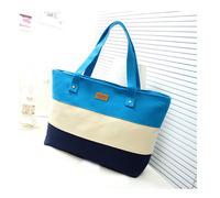 2015 Hot Sale Colorized Patchwork Canvas Women Messenger Bag Lady Shoulder Bag Fashion School Bag