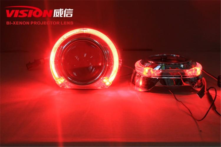 mini bi-xenon projector lens4