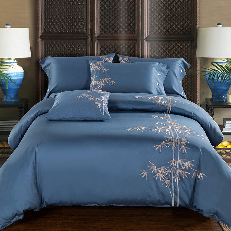 online kaufen gro handel bettw sche bambus aus china bettw sche bambus gro h ndler. Black Bedroom Furniture Sets. Home Design Ideas