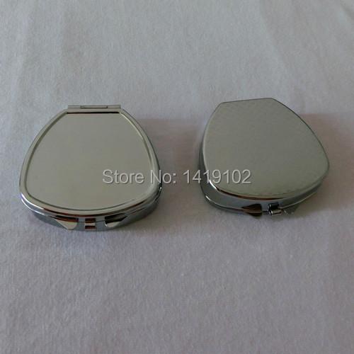 50PCS/Lot Square-shaped Lattice Portable Mini PE Pill box Health Products Small Easy and Carry Store Box DIY Metal Pill Box(China (Mainland))