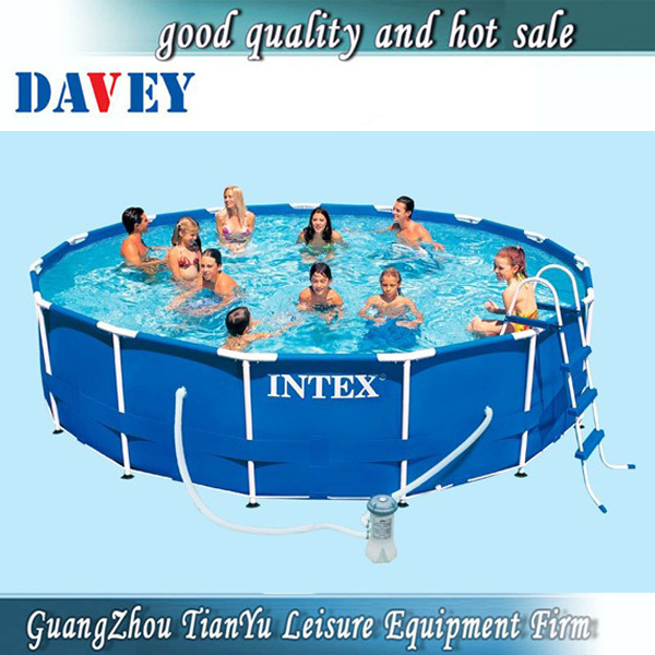 10'  round framed swimming pool cheapest price