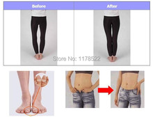 Comfortable 8 Pair Magnetic Toe Ring Fitness Slimming Loss Weight