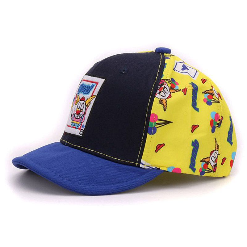 Quality cotton Baby hat Boys Baseball Caps Kids caps embroidery joker patch Children Sun hat toddler Girl hat infant Hats(China (Mainland))