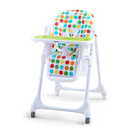 7-36 months adjustable portable folding baby booster seat high chair for feeding cadeira de alimentacao children tronas comedor(China (Mainland))