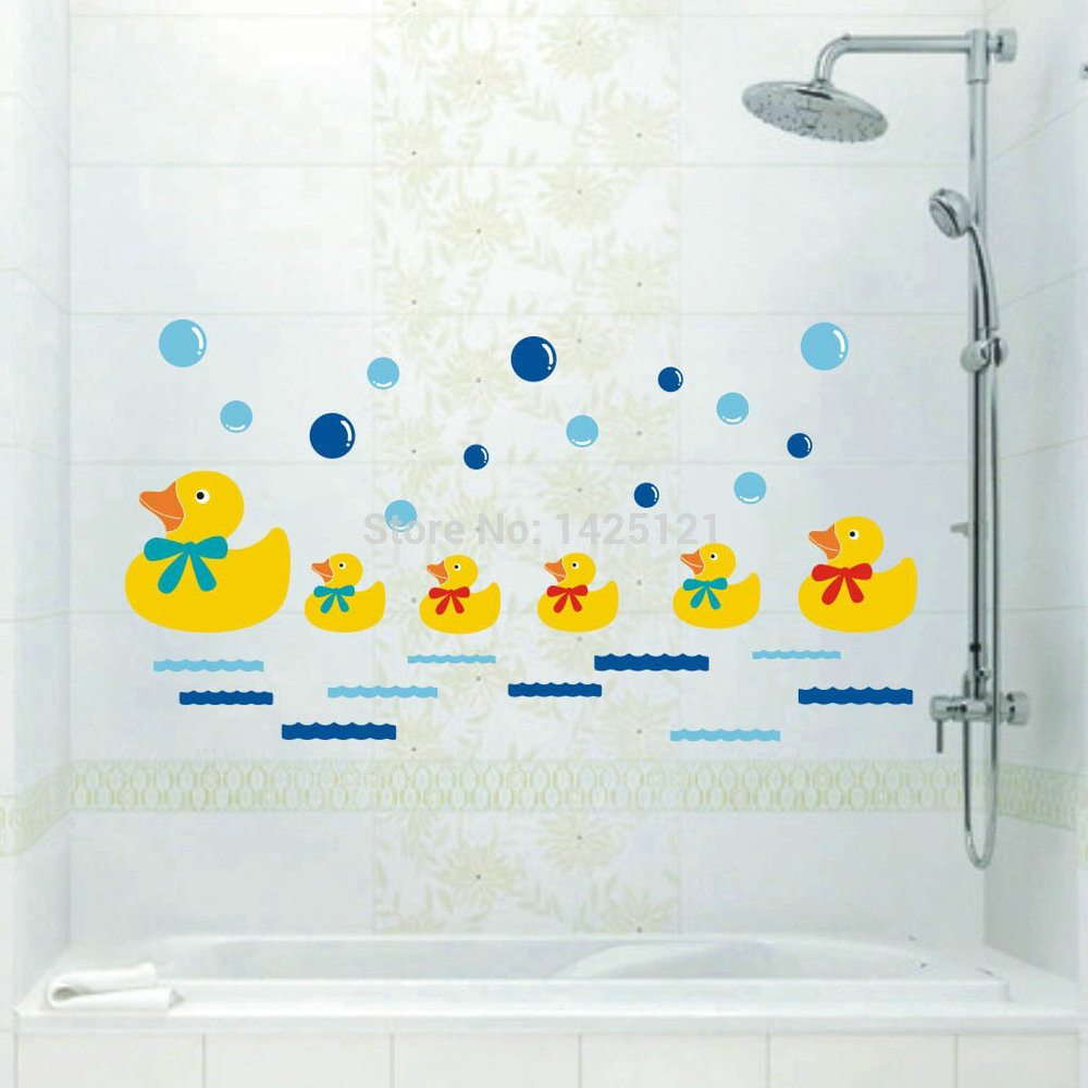 Bathroom stickers 28 images bathroom wall stickers for Bathroom tile stickers
