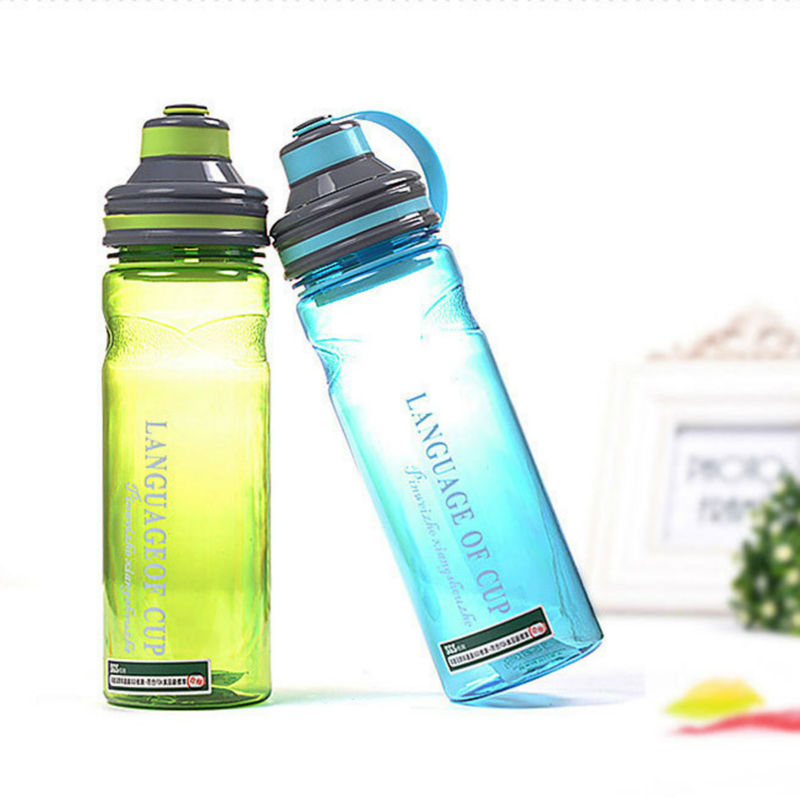 My Bottle Water Bottle With Tea Infuser Filter 600ml Plastic Sports Water Bottle Space Cup Fruit Drink Shaker Bottles 3 Color(China (Mainland))